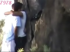 Indian couples fucked in park